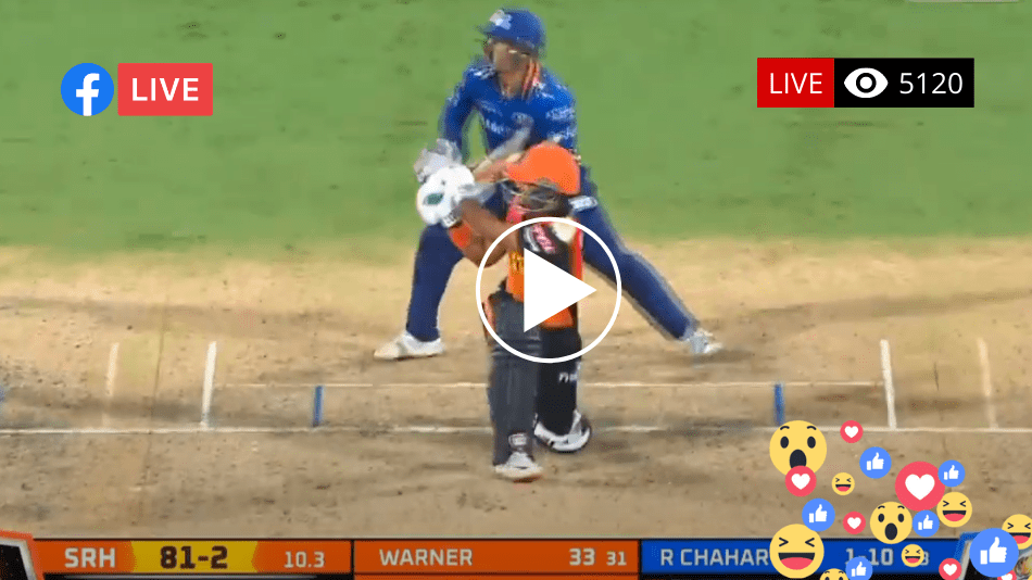 Mumbai Indians vs sunrise Hyderabad 9th Match 2nd Innings